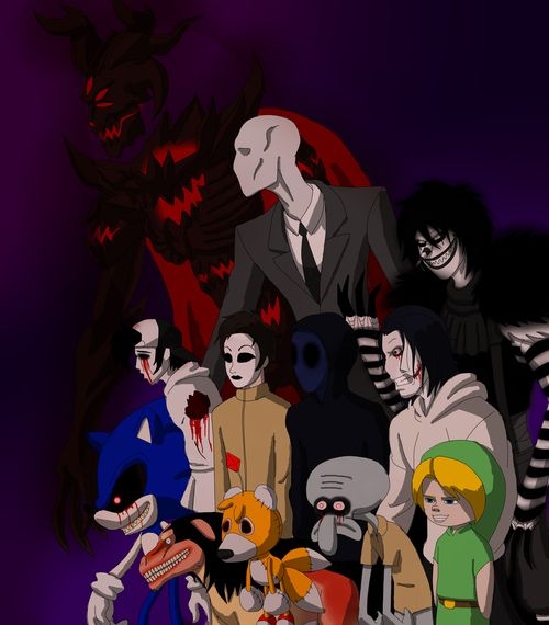 Zangol my dad tail doll sonic exe are not on the creepypasta side more