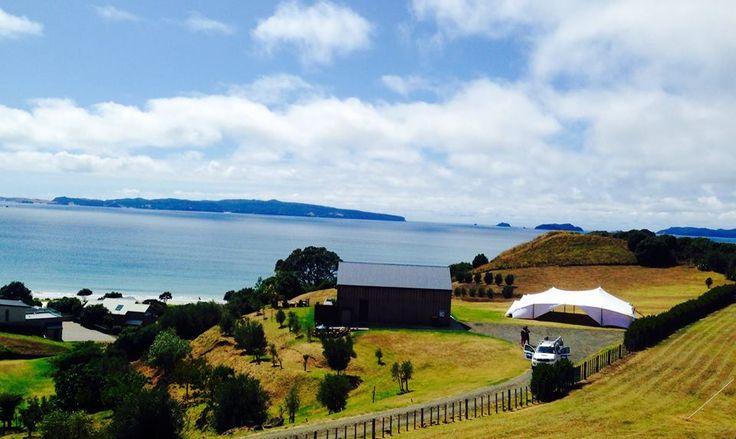 Beautiful Opito Bay, Coromandel.