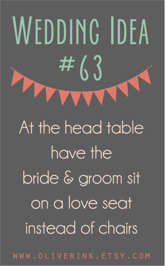 119 best Head Wedding Table images on Pinterest Wedding