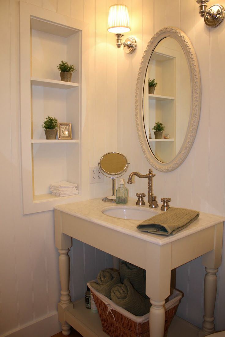 Weave pattern honed in a mesh on unfinished furniture bathroom vanity - 259 Best Bathroom Ideas Images On Pinterest Bathroom Ideas Bath And Bathroom Makeovers