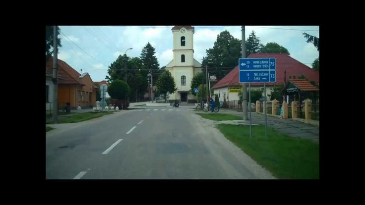 Jasová to Demandice, Slovakia : Sicily to Ukraine by camper van part 73