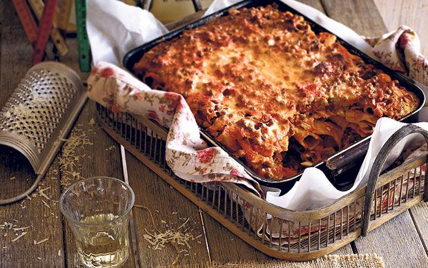 The horse meat scandal has dented the appeal of ready-meal lasagnes, so   there's no better time to master your own baked pasta dish.