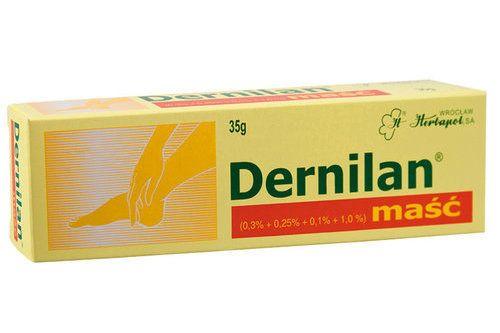 Dernilan, maść