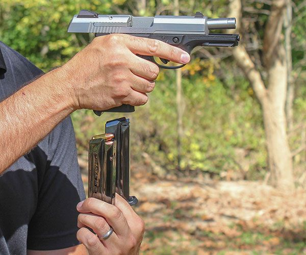 Carrying a concealed firearm won't save your life. Knowing how to use it will. Here are 5 concealed carry drills to practice your technique.