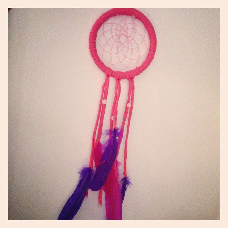 Dreamcacher in pink