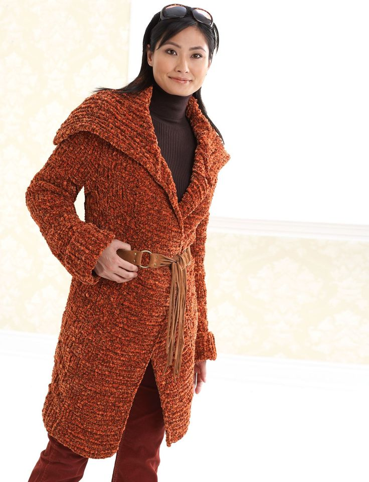 340 best Knitted Garments images on Pinterest | Knitting patterns ...