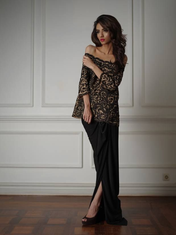 Misha Lakhani Casual Chic & Evening Wear AW 2015-16