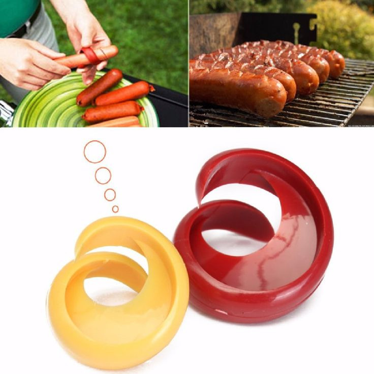Now available at Burt's Bargains, Fancy Sausage Spi... . Check it out here http://burtsbargains.com/products/fancy-sausage-spiral-cutter-2-pieces?utm_campaign=social_autopilot&utm_source=pin&utm_medium=pin.
