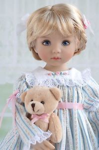 dress for little darling by alenatailorfordoll