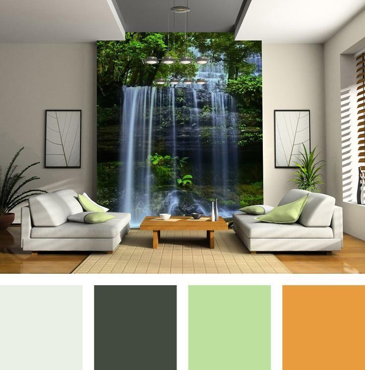 Как выбрать цвет интерьера так, будто вы художник.