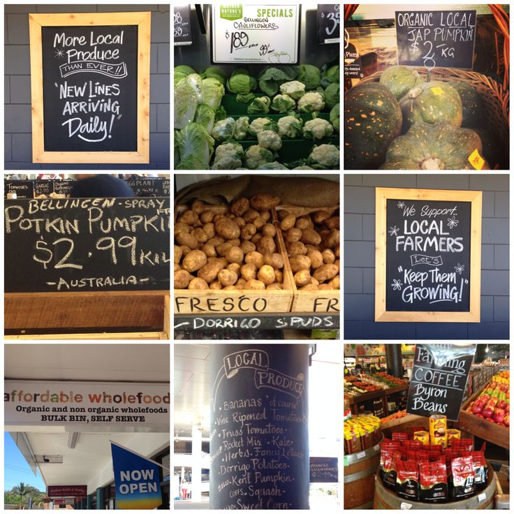 Coffs Harbour local food