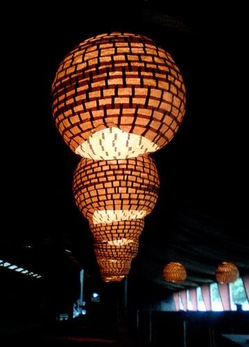 Iben Birch Bech lamps
