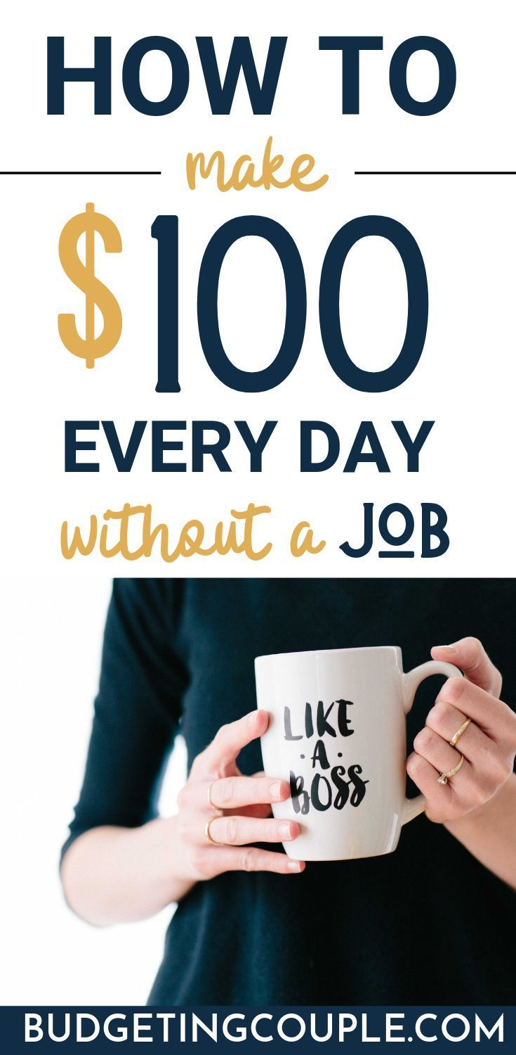 How To Make $100 (or more) A Day: 33 Unique Ways – #cash #Day #Unique #Ways – side hustle