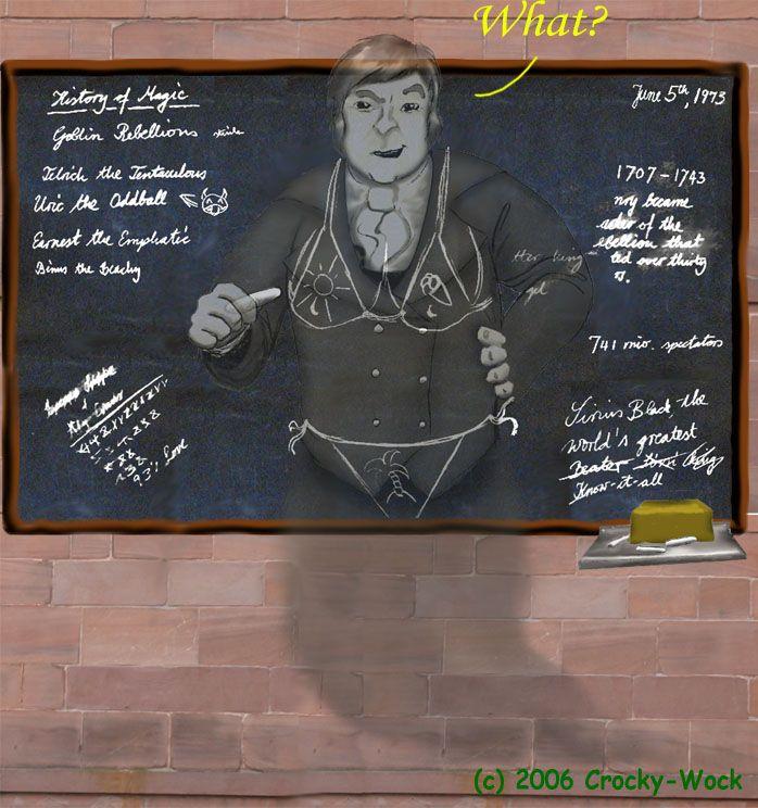 Professor Binns By Https Www Deviantart Com Crocky Wock On Deviantart Professor Deviantart Harry Potter