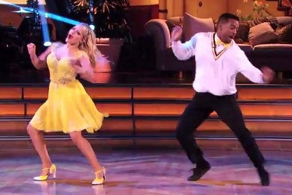 The guy who played Carlton in 'The Fresh Prince of Bel Air' is currently on Dancing with the Stars in the US. He revived his signature 'Carlton' dance move in a routine this week and the crowd went BANANAS. You can enjoy it here https://www.youtube.com/watch?v=txPAco9Th8I