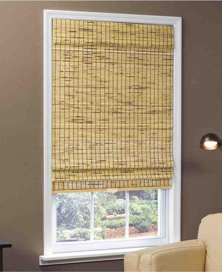 woven bamboo blinds