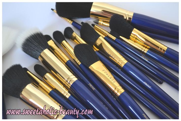 Sweetaholic Beauty: Furless Cosmetics Must Have Professional Makeup Brush Set.