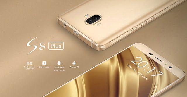 De toate si pentru toti : Ulefone S8 Plus Gold / Black    418 lei