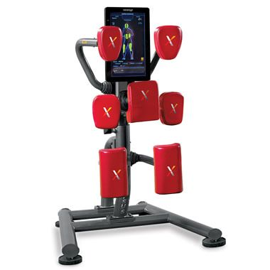 The Mixed Martial Arts Trainer via Hammacher Schlemmer