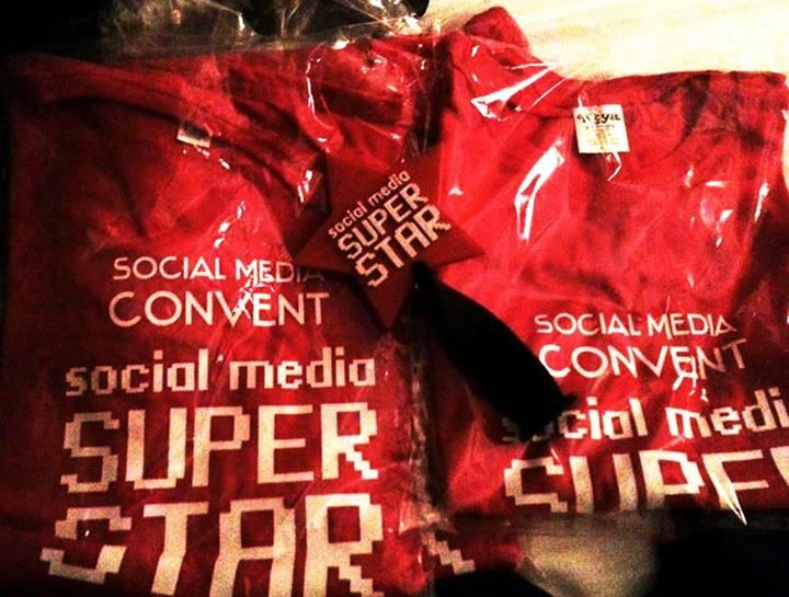 We love being partners of events like Social Media Convent and becoming Social Media Superstar :)  Thanks, Personal PR Agency (http://en.personal-pr.pl/)  February 2014
