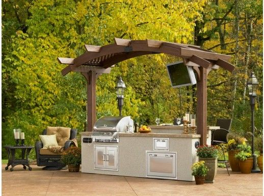 17 Best Images About Grill Gazebo Ideas On Pinterest