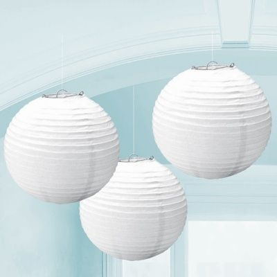 Best  White Paper Lanterns Ideas On   Paper Lanterns
