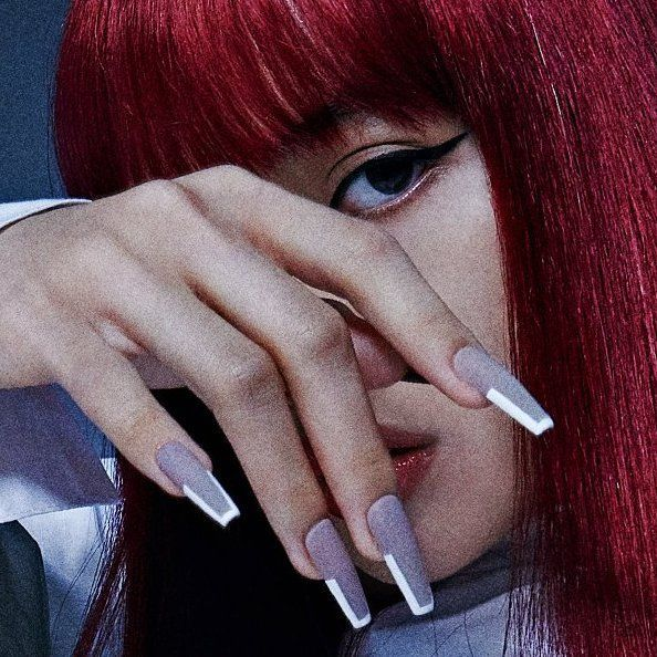 Celebrity Nail Inspo // @lightslacquer | Celebrity nails, Girls nails, Grunge nails
