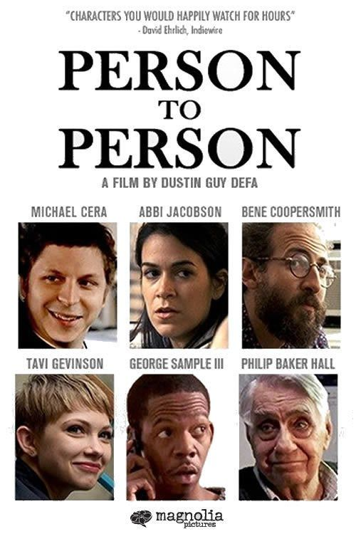 Person to Person (2017) Full Movie Streaming HD