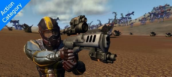 We want to hear from YOU. Choose the best Entropia Universe screenshot image in the Action Category.