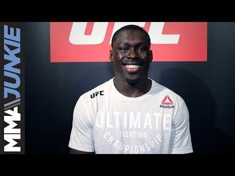 MMA Curtis Millender full post UFC Fight Night 126 interview