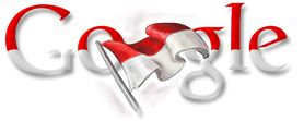 Indonesia Independence Day (google)