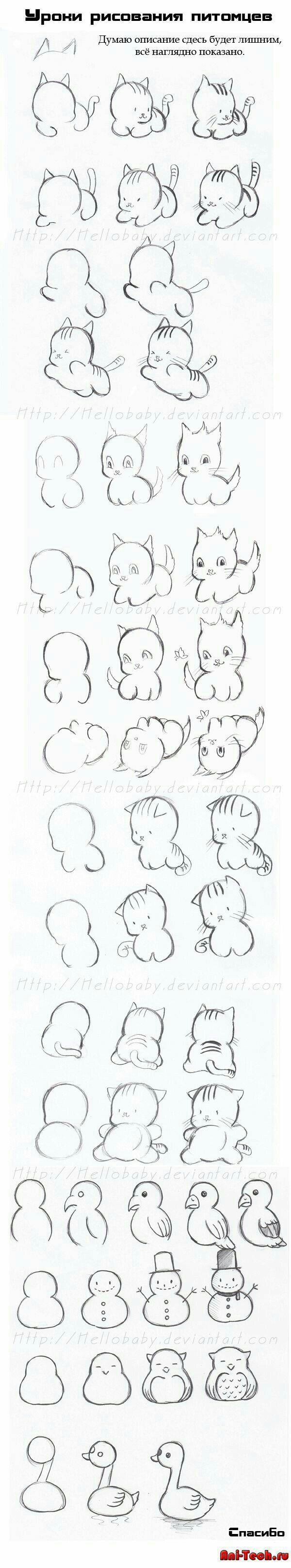 Pin oleh Sherly Ly di drawing tutorial 1 Ide menggambar