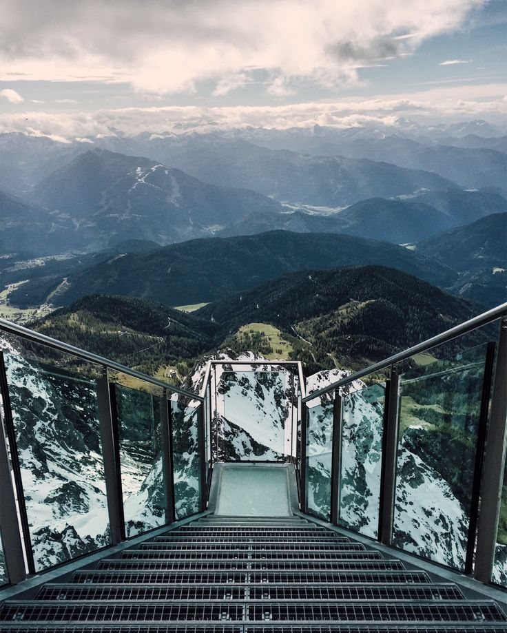 Skywalk, Áustria