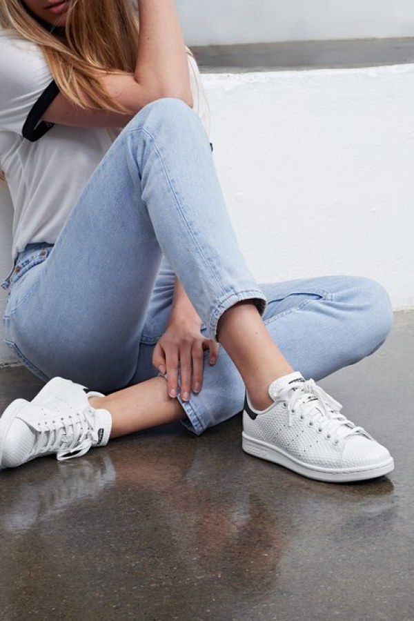 12c1ebddefd72 Pink Beige, Adidas Stan Smith Outfit, Adidas Shoes, Shoes Sneakers, Adidas  Women