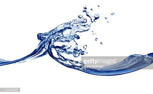 Stock Photo : Water Wave