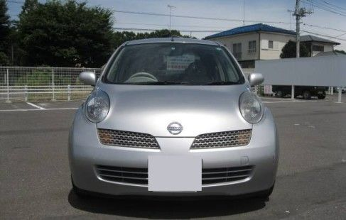 2004 NISSAN MARCH FOR SALE