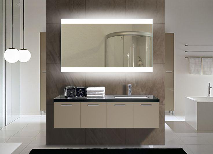 ib mirror lighted bathroom mirror backlit