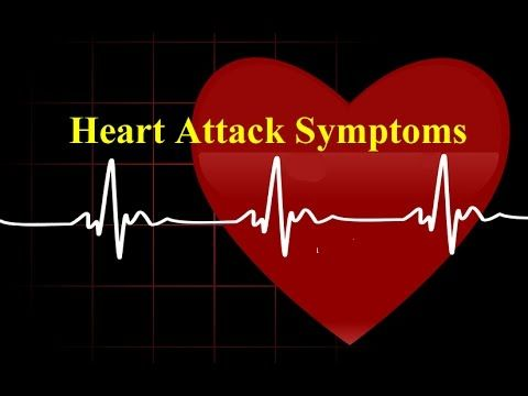 Symptoms of Heart Attack - Signs of Heart Attack in Women and Risk Factors