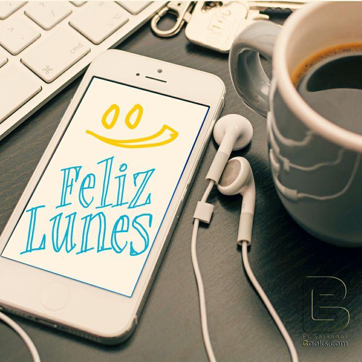 """""""La Pasión, es eso que te hace tener cara de viernes todos los días."""" ¡Feliz Inicio de Semana! http://www.elsalvadorebooks.com/"""