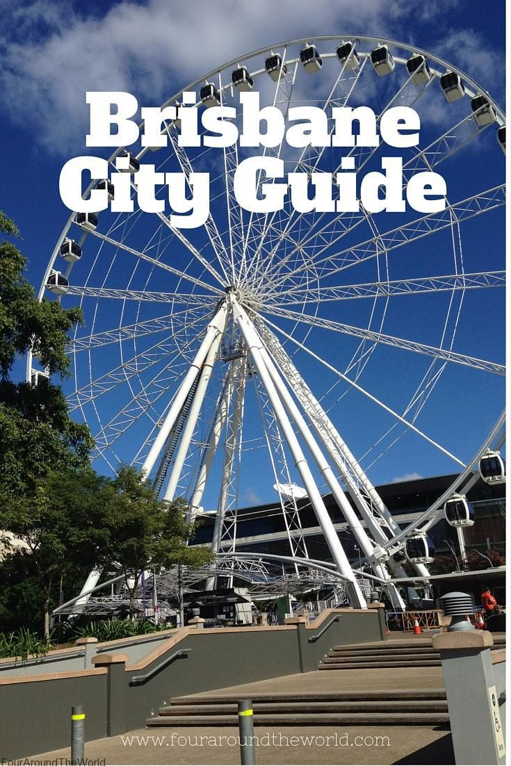 Brisbane City Guide - all the best food, accommodation, attractions, events and day trips for visiting Brisbane Australia