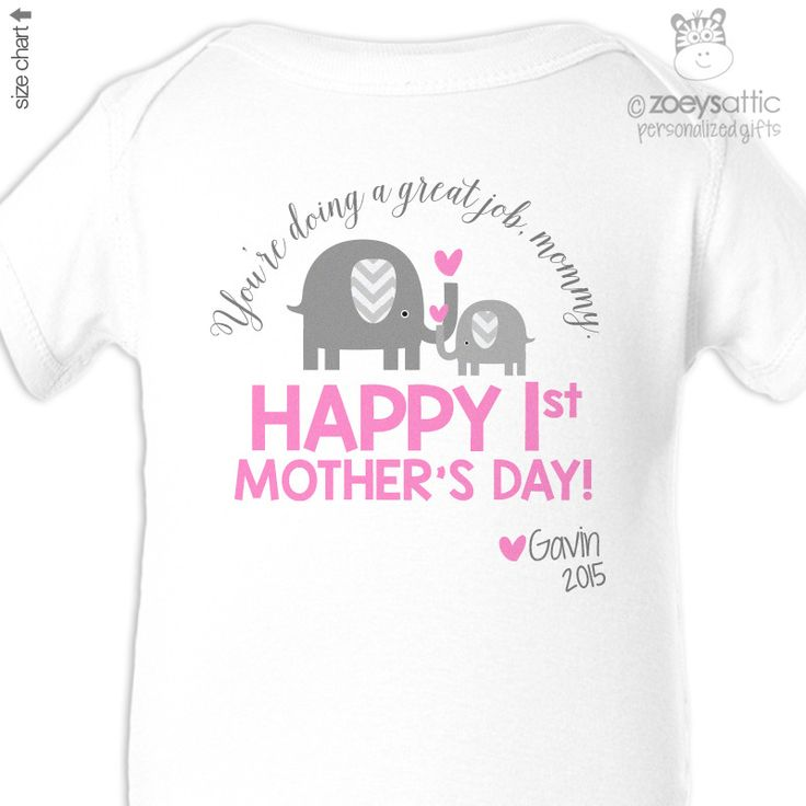 35 best valentines day images on pinterest valantine day 1st mothers day girl bodysuit personalised babybaby bodysuitbaby shower giftsmother negle Images
