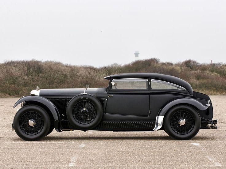 RM Amelia Island 2015 Preview – 1930 Bentley Blue Prepare Is Reborn!