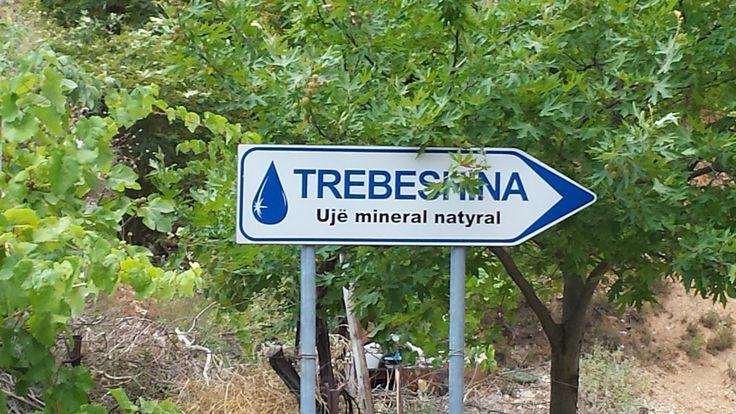 Tepelen'den Trebişina'ya Arnavutluk