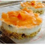 MINI CHEESECAKE SALATA CON SALMONE