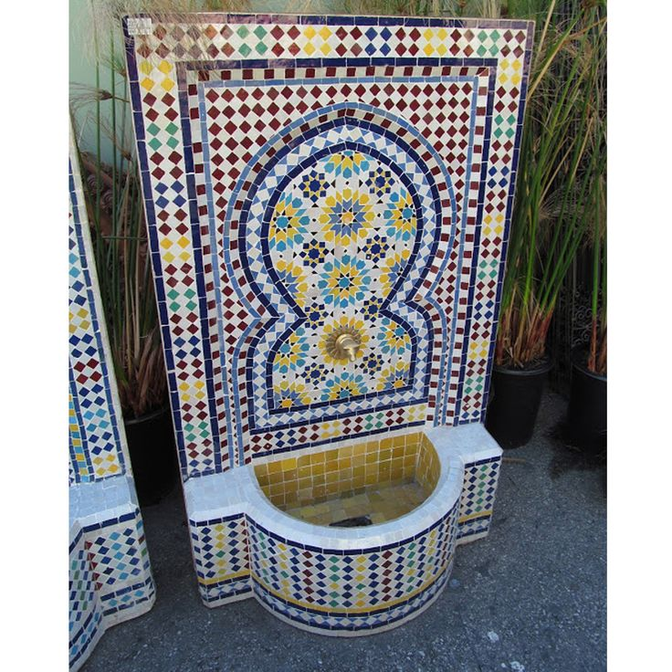 mosaic-tile-fountain-morocco-1375.jpg (1200×1200)