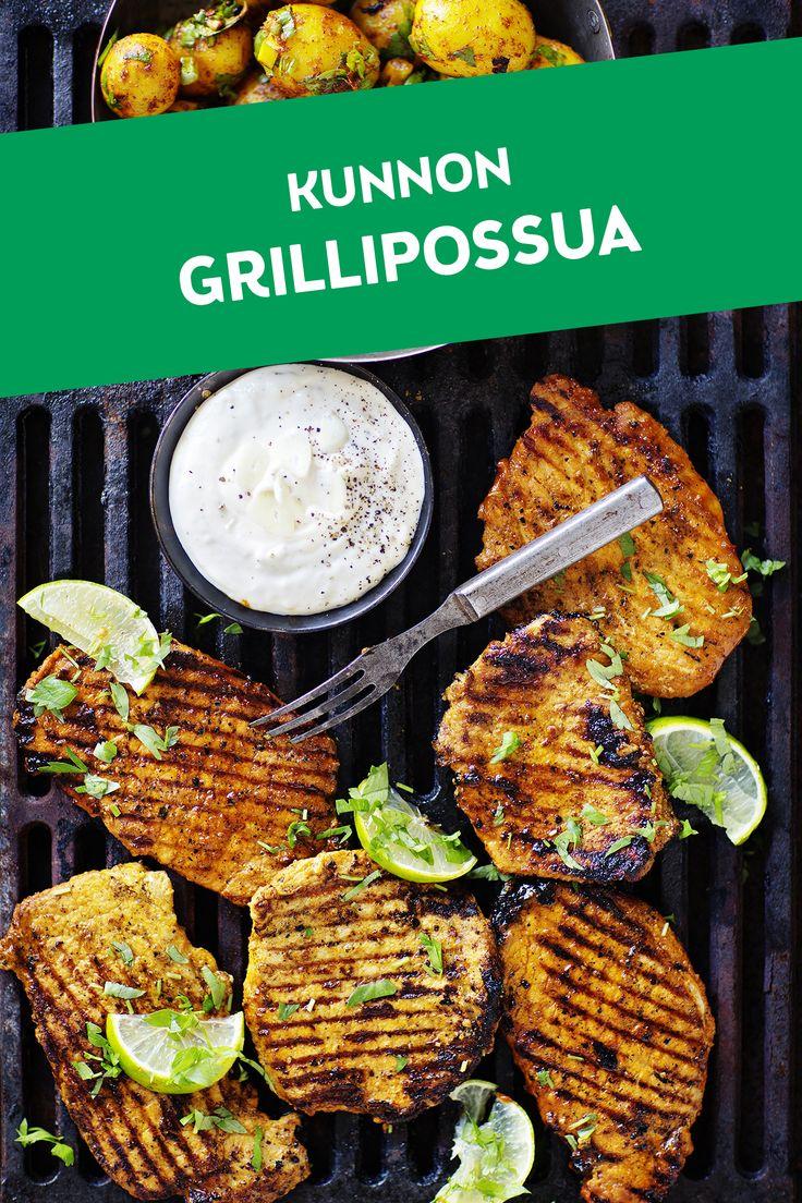 Toisinaan herkullinen grilliruoka voi olla myös yksinkertaista, kuten nämä maatiaispossun fileepihvit, jotka valmistuvat nopeasti ja vaivattomasti. Eri marinadi- ja maustevaihtoehtojen joukosta löydät varmasti suosikkisi ja lisukkeeksi nämä maukkaan mureat pihvit kelpuuttavat lähes mitä tahansa. Lämmitä grilli, paista ja nauti!