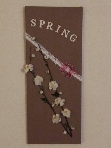 C est le printemps !!