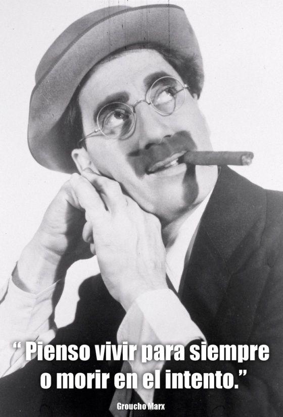Frases de Groucho Marx que nunca pasarán de moda | Verne EL PAÍS