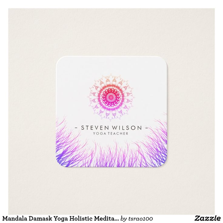 58 best Lotus Yoga Business Cards images on Pinterest | Lotus yoga ...