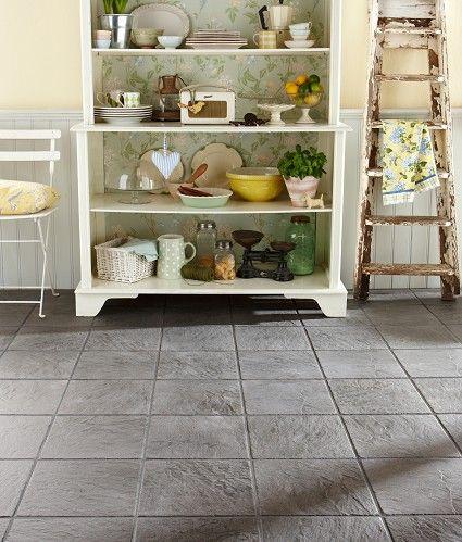 Pietre Di Keope Basalto Black Floor Tile